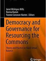 governance of commons