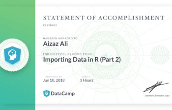 Importing Data in R (Part 2)