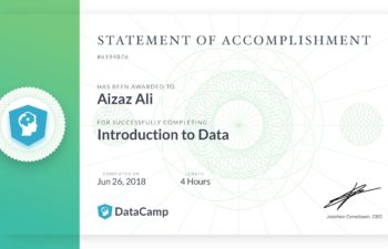 Introduction to Data